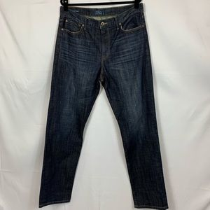 Lucky Brand 329 Classic Straight Jeans 36x35